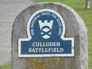 Culloden …